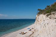 Capo Bianco beach
