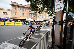 Tiffany Cromwell (AUS) during Stage 4 of 2020 Santos Women's Tour Down Under, a 42.5 km road race in Adelaide, Australia on January 19, 2020. Photo by Sean Robinson/velofocus.com