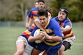 20150901 Hurricanes U15 Rugby Tournament - Tawa College v St Bernard's College