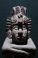 The Aztec god of water.