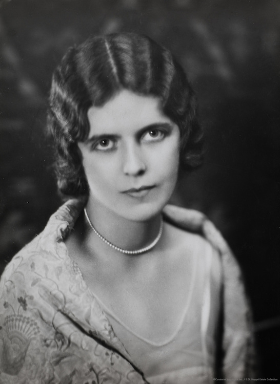 Miss Barbara Greene, society girl, England, UK, 1929