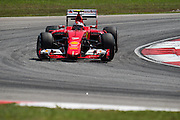 March 27-29, 2015: Malaysian Grand Prix - Kimi Raikkonen (FIN), Ferrari