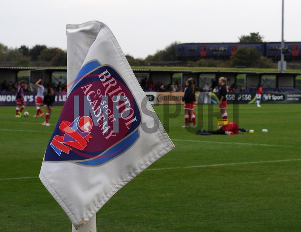 - Mandatory by-line: Paul Knight/JMP - Mobile: 07966 386802 - 04/10/2015 -  FOOTBALL - Stoke Gifford Stadium - Bristol, England -  Bristol Academy Women v Liverpool Ladies FC - FA Women's Super League