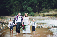 intimate wedding on the beautiful coromandel peninsula at sailors grave bay tairua felicity jean photography small beach ceremony Coromandel Peninsula Wedding Photos by Felicity Jean Photography Whitianga Tairua Whangamata Matarangi Opito Kuaotunu Pauanui and Waihi Wedding Photos