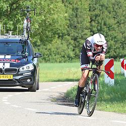 31-08-2017: Wielrennen: Boels Ladies Tour: Roosendaal  <br />Lucinda Brand