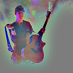 20 September 2014:   Brett Gillan.  Brushville performs at the Chris Brown Benefit Concert at the Corn Crib Stadium, Normal Illinois.  The band is comprised of Brett Gillan - frontman-guitar-vocals, Kirk Ellis - violin-guitar, Dustin Reynolds - guitar, Marc Broomby - bass, Darin Holthaus - drums