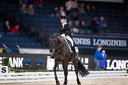 Langehanenberg Helen, GER, Damsey FRH<br /> Stuttgart - German Masters 2018<br /> © Hippo Foto - Stefan Lafrentz