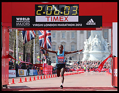 APR 21 2013 The London Marathon
