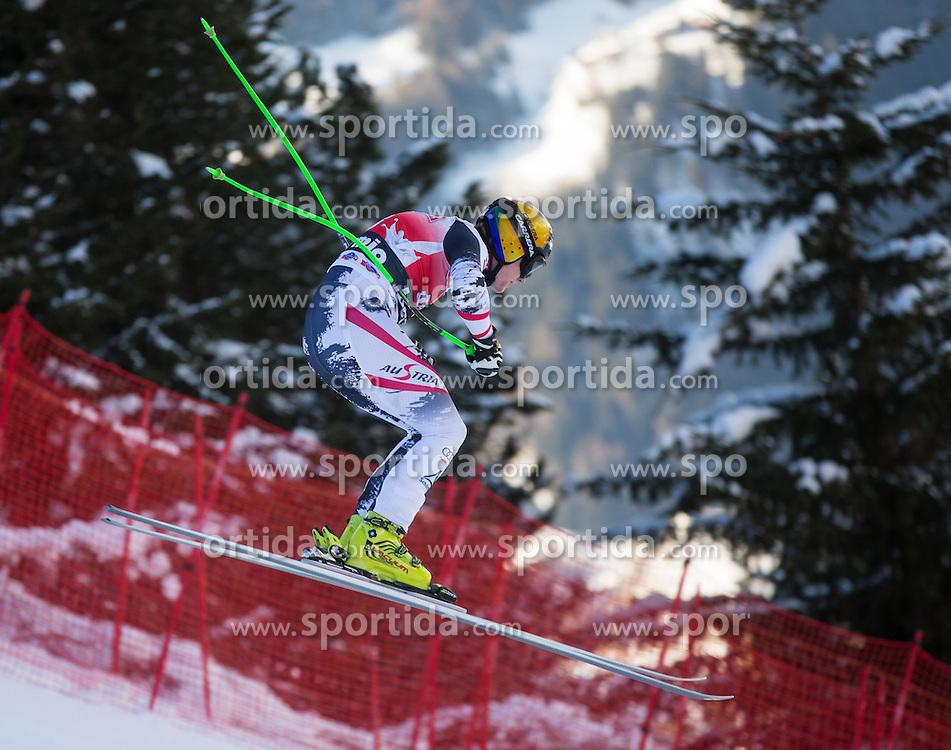 28.12.2013, Stelvio, Bormio, ITA, FIS Ski Weltcup, Bormio, Abfahrt, Herren, 2. Traininglauf, im Bild Markus Duerager (AUT) // Markus Duerager of Austria in action during mens 2nd downhill practice of the Bormio FIS Ski Alpine World Cup at the Stelvio Course in Bormio, Italy on 2012/12/28. EXPA Pictures © 2013, PhotoCredit: EXPA/ Johann Groder