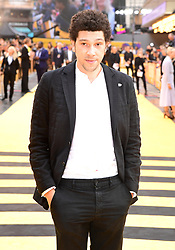 Joel Fry attending the Yesterday UK Premiere held in London, UK.