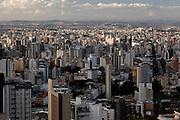 Belo Horizonte_MG, Brasil...Vista panoramica da regiao centro-sul de Belo Horizonte, Minas Gerais...Panoramic view of center-south in Belo Horizonte, Minas Gerais...Foto: BRUNO MAGALHAES / NITRO