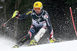 06.01.2013, Crveni Spust, Zagreb, CRO, FIS Ski Alpin Weltcup, Slalom, Herren, 2. Lauf, im Bild Ivica Kostelic (CRO) // Ivica Kostelic of Croatia in action during 2nd Run of the mens Slalom of the FIS ski alpine world cup at Crveni Spust course in Zagreb, Croatia on 2013/01/06. EXPA Pictures © 2013, PhotoCredit: EXPA/ Pixsell/ Ibrahim Kralj..***** ATTENTION - for AUT, SLO, SUI, ITA, FRA only *****