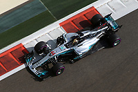 Formula 1 - Gran Premio di Abu Dhabi - Nella foto: Lewis Hamilton - Mercedes  - Formula 1