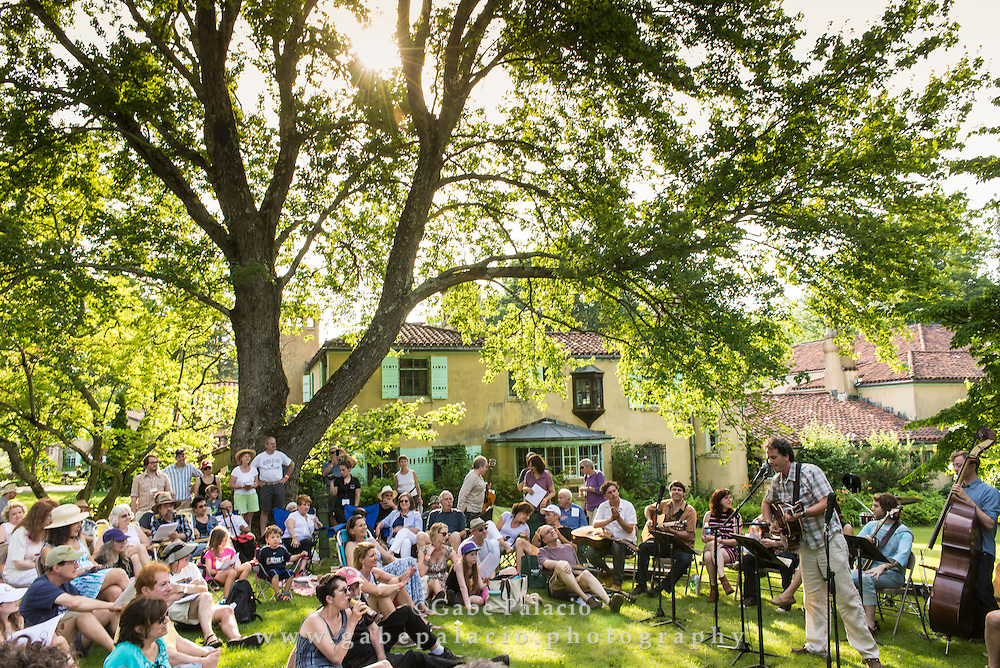 American roots music festival at caramoor gabe palacio for American house music