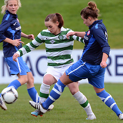 Spartans v Celtic | Womens  Premier League Cup Semi Final | 2 May 2012