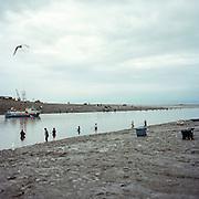 KALIFORNSKY BEACH - JULY 2013