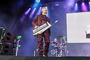 Howard Jones Lets Rock Bristol