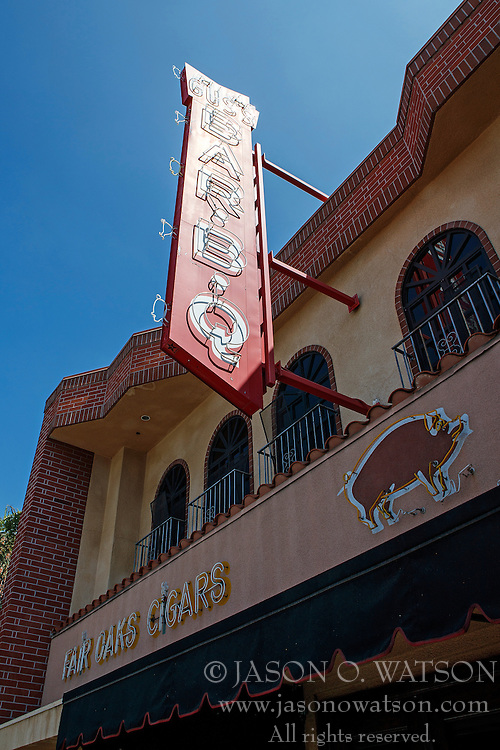 Gus's Bar-B-Q, South Pasadena, California, United States of America