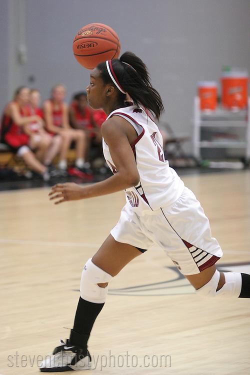 OC Women's Basketball vs Mid-America Christian.November 24, 2006.77-55 win