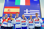 2017 Cuneo Synchronised Swim European  Champ CUP