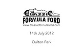 14th July 2012 - Oulton Park