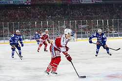 03.01.2015, Klagenfurter Wörthersee Stadion, Klagenfurt, AUT, EBEL, EC KAC vs EC VSV, 35. Runde, in picture Thomas Vallant (EC KAC, #12) during the Erste Bank Icehockey League 35. Round between EC KAC and EC VSV at the Klagenfurter Wörthersee Stadion, Klagenfurt, Austria on 2015/01/03. Photo by Matic Klansek Velej / Sportida