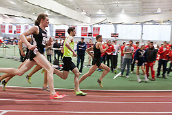 Boston University Terrier Invitational Indoor Track Meet: Galen Rupp, Oregon Project, wins Elite Mile 3:50.92, Peters, Jenkins