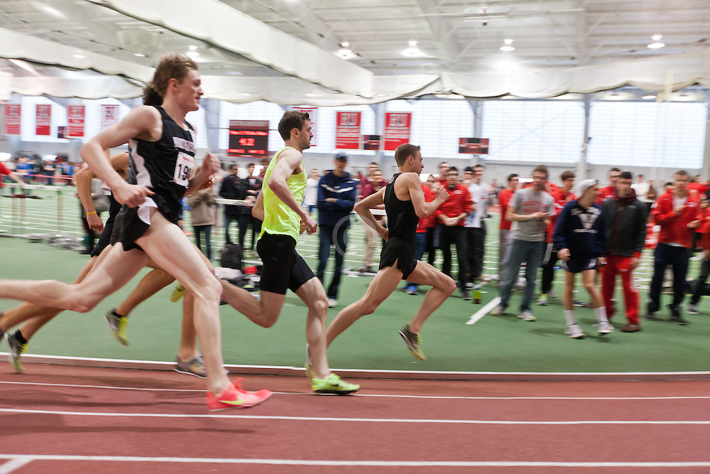 Boston University Terrier Invitational Indoor Track Meet: Galen Rupp, Oregon Project, wins Elite Mile 3:50.92, Peters, Jenkins