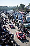 October 10-12, 2019: IMSA Weathertech Series, Petit Le Mans: \naec19