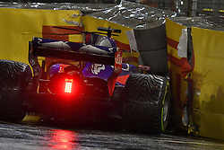 September 17, 2017 - Singapore, Singapore - Motorsports: FIA Formula One World Championship 2017, Grand Prix of Singapore, ..#26 Daniil Kvyat (RUS, Scuderia Toro Rosso) (Credit Image: © Hoch Zwei via ZUMA Wire)