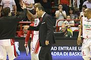 DESCRIZIONE : Campionato 2014/15 Giorgio Tesi Group Pistoia - Dolomiti Energia Trento<br /> GIOCATORE : Moretti Paolo<br /> CATEGORIA : Allenatore Coach Esultanza<br /> SQUADRA : Giorgio Tesi Group Pistoia<br /> EVENTO : LegaBasket Serie A Beko 2014/2015<br /> GARA : Giorgio Tesi Group Pistoia - Dolomiti Energia Trento<br /> DATA : 18/03/2015<br /> SPORT : Pallacanestro <br /> AUTORE : Agenzia Ciamillo-Castoria/S.D'Errico<br /> Galleria : LegaBasket Serie A Beko 2014/2015<br /> Fotonotizia : Campionato 2014/15 Giorgio Tesi Group Pistoia - Dolomiti Energia Trento<br /> Predefinita :