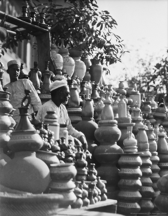 Tin Wares, Delhi, India, 1929