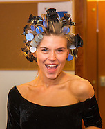 29:05:2013<br /> <br /> Miss Scotland 2013 -  The Final<br /> <br /> Backstage - Emily in rollers.<br /> <br /> Pic:Andy Barr<br /> <br /> 07974 923919  (mobile)<br /> andy_snap@mac.com<br /> <br /> All pictures copyright Andrew Barr Photography. <br /> <br /> Please contact before any syndication