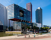 The Red Apple  Rotterdam - KCAP Architects & Planners - Jan des Bouvrie