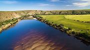 Brede River near Malgas