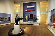 Prins Willem-Alexander heeft in Amsterdam een tentoonstelling over de Russische tsaar Peter de Grote in de Hermitage geopend. De toekomstige koning van Nederland is beschermheer van de Hermitage en een verre nazaat van de Russische tsaar. <br /> <br /> Prince Willem-Alexander in Amsterdam, an exhibition on the Russian Tsar Peter the Great at the Hermitage opened. The future king of the Netherlands is the patron of the Hermitage and a distant descendant of the Russian Tsar.<br /> <br /> Op de foto / On the photo: tentoonstelling / exibition