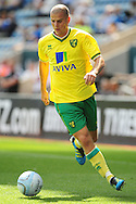 Picture by Alex Broadway/Focus Images Ltd.  07905 628187.30/7/11.Marc Tierney of Norwich City during a pre season friendly at The Ricoh Arena, Coventry.