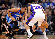 NBA: Oklahoma City Thunder at Phoenix Suns//20130114