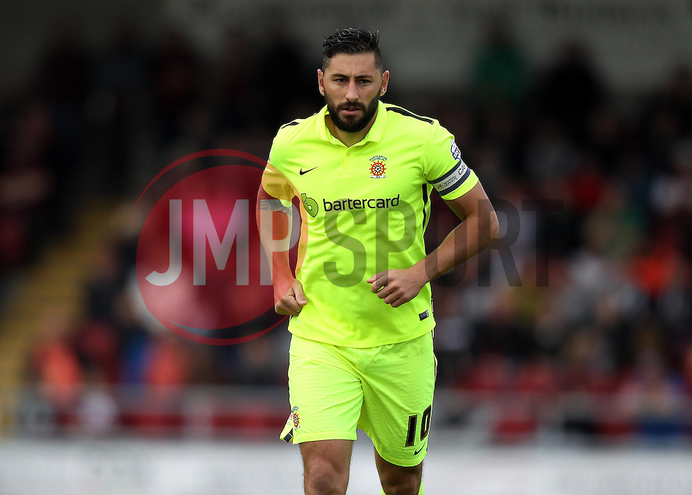 Billy Paynter of Hartlepool United - Mandatory byline: Robbie Stephenson/JMP - 07966 386802 - 10/10/2015 - FOOTBALL - Sixfields Stadium - Northampton, England - Northampton Town v Hartlepool - Sky Bet League Two