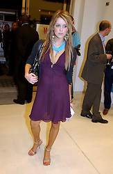 PEACHES GELDOF daughter of Bob Geldof at a party to celebrate the opening of the new H&M Flagship Store at 17-21 Brompton Road, London SW3 on 23rd March 2005.<br /><br />NON EXCLUSIVE - WORLD RIGHTS