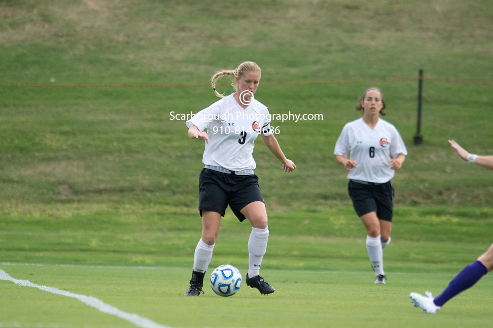 Campbell University Camels midfielder/defender Taylor Brown (3)