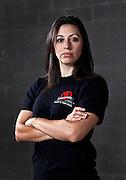 Vanessa Apodaca, Krav Maga instructor at Fit & Fearless