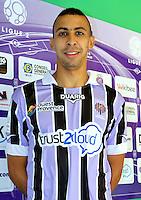 Fouad CHAFIK - 17.09.2013 - Photo Officielle Istres - Ligue 2<br /> Photo : Icon Sport