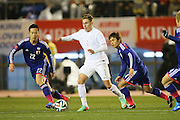 Tyler Boyd (NZL), <br /> MARCH 5, 2014 - Football /Soccer : <br /> Kirin Challenge Cup 2014<br /> between Japan 4-2 New Zealand <br /> at National Stadium, Tokyo, Japan. <br /> (Photo by YUTAKA/AFLO SPORT)