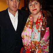 Premiere Hemelen, Alfred van den Heuvel en vrouw Debbie de Jong