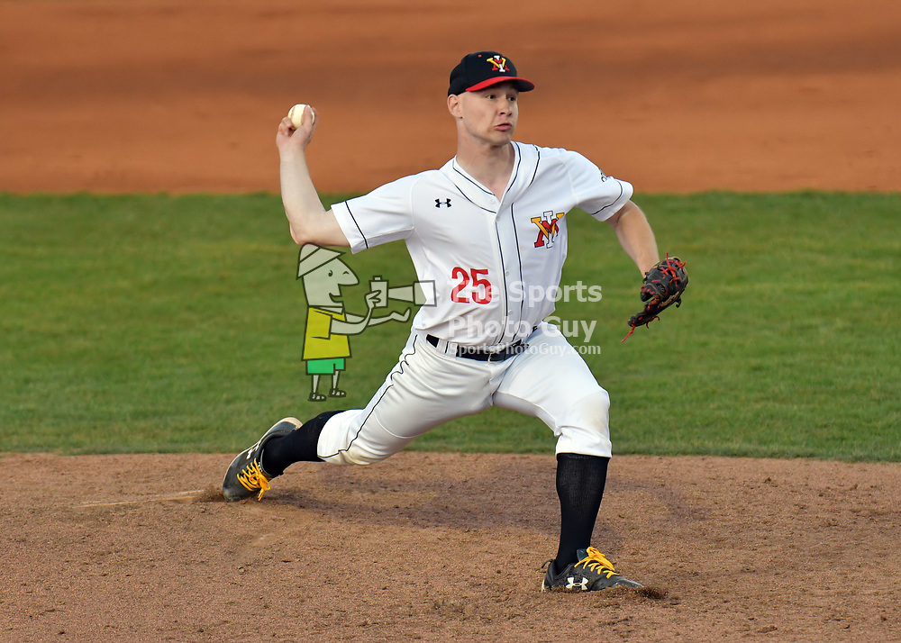 NCAA Baseball: Walk-off base hit gives VMI 4-3 win over Longwood
