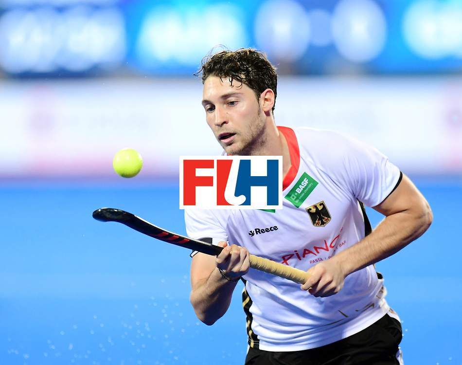 Odisha Men's Hockey World League Final Bhubaneswar 2017<br /> Match id:20<br /> Australia v Germany<br /> Foto: Dieter Linnekogel (Ger) <br /> COPYRIGHT WORLDSPORTPICS FRANK UIJLENBROEK