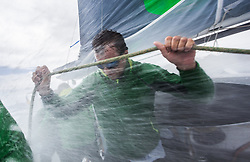 MOD 70 Phaedo³   Saint Marteen, 5th March 2015 , Heineken Regatta, practice day sailing around the Island
