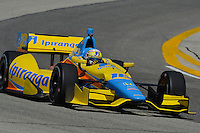Ana Beatriz, Milwaukee IndyFest, Milwaukee Mile, West Allis, WI USA 06/15/13