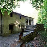 Sacro Monte di Varallo IV° cappella: il sogno di San Giuseppe ..The Sacro Monte of Varallo IV° Chapel: Joseph's Dream